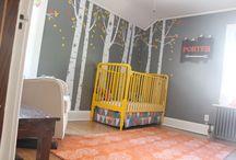 Gorgeous Nursery Rooms