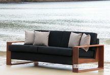 NZ Made Outdoor Sofa