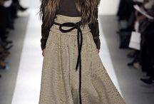 Тёплые юбки
