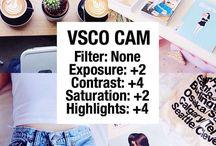 VSCO Edits