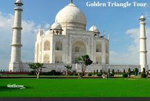 Golden Triangle Tour Packages, India Holidays