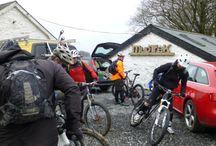 Mountain Bike Breaks / Mountain bike holidays, breaks, bunk barns , farmhouses and chalets