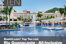 Top Ten Best Honeymoon Resorts / We`ve hand-picked the most romantic, upscale resorts throughout Mexico and the Caribbean. With everything from mystifying sunsets to spotless private beaches, a stay at one of these resorts will give you the feeling of solitude and tranquility. http://ow.ly/D0qKD  / by BookIt.com®