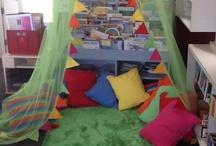 Preschool Quiet Space