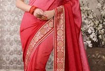 Exclusive Sarees Online / Buy exclusive Sarees Online with unique, creative and innovative design patterns. http://bit.ly/1mXjqFV