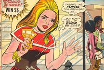 Romance Comics