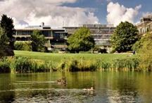 Uni of Bath / Loving life at the University of Bath