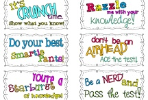 Do your Best on the Test motivators / by Janie Sessoms