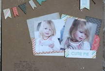 Scrapping / albums, scrapbooking, layouts etc.