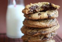 Chocolate Chip Cookies and their cousins / by jamesie morningstar