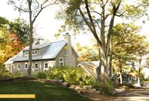 K + R Weekend Homes / weekend homes designed by Kuklinski + Rappe Architects