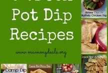 Chips and Dip / by Amanda Davis