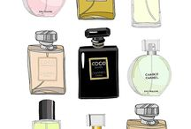 fragrances…