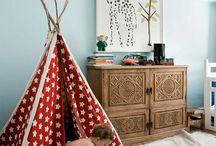 30 Einfache Bedroom Interior Design-Ideen Mit Spielen Zelten Für Kinder