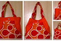 Moje torby / Szyję, bo lubię tworzyć coś oryginalnego i niepowtarzalnego. Nie lubię masówek dlatego też nie ma dwóch jednakowych prac ;)