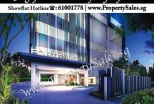 New Launches in Singapore / New Property Sales | Investment Properties | Real Estate