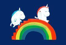 Haha unicorn)();;(;