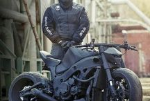 Street fighter busa mad max
