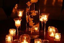 Candle settings