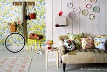Sweet Vintage / Granny chic, sweet colors, vintage inspiration / by Sara Berrenson