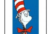 Dr. Seuss / by Tony D'Antonio