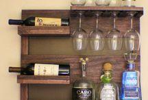 Декор интерьера / Полка на кухню