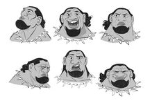 Man - Cartoon