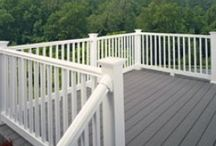 DECK FENCE