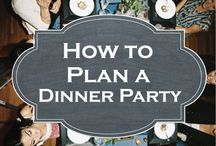Dinner Party Planning
