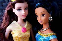 Disney Princess / www.lenas-und-julis-barbiewelt.npage.de