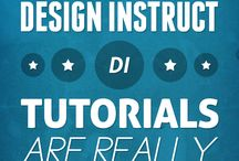 tutorials for design class yr12 and 13