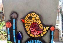 Mosaicos y Macetas