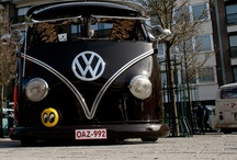 VW's / by Mike
