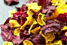 beets chips