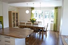 Contemporary Kitchen Interior Design - Interior Design Wickford Essex - Nuwave Interiors / Nuwave Interiors - Essex, Interior Design Essex, leigh on sea, westcliff on sea, southend on sea, rochford, hockley, rayleigh, benfleet, canvey, basildon, wickford, chelmsford
