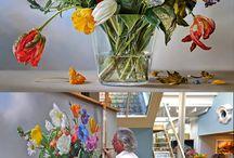 πίνακες ζωγραφικης με λουλούδια