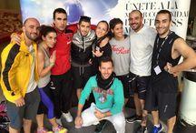 OneLive Madrid / Evento LesMills - Barclayd Center Madrid
