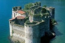 Castles, etc. :)