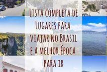 Viagens Brasil