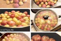 potatoes / by Erika Belanger