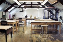 art studio/centre