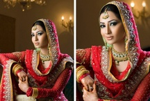 Wedding Dresses / This board is all about wedding dresses and other pre and post wedding dresses from sarees to lehengas to gowns and suits.... Expect lots of colours and heavy draped fabric with zardozi, gold, laces, embroidery and it goes on for a south asian / indian wedding dress..
