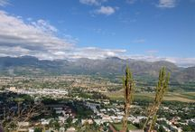 Paarl, my home town since 1981