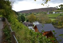 ParcFarm Holiday Park / ParcFarm Holiday Park in North Wales is the perfect place to relax and unwind as you make the most of the stunning scenery. Our holiday home owners enjoy nearly 70 acres of holiday park, as well as various, well-marked country walks, and cycle tracks.