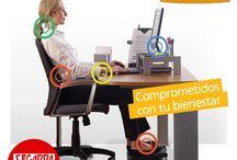 accesorios ergonómicos informática oficina Fellowes