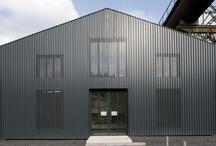 facades vertical