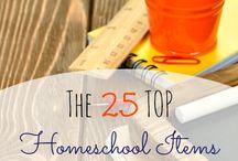 Homeschool tips / by Kristen Becker Bishop