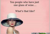 I don't complain...I WINE!!!