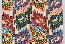 Love textiles / Random textile design patterns and inspiration