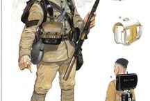sudan and colonial war / uniformi